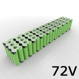 72V Batteri