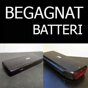 Begagnat Batteri